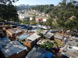 Townships i det sydlige Afrika