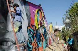 Kan gadekunst skabe forandringer i Nepal?