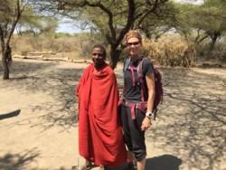 Rejsen alene i Afrika