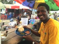 Taste of Africa - på den lokale måde