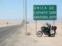 Amerika fra nord til syd på motorcykel