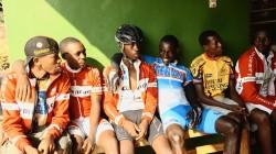 Ungdomscykelakademi i Rwanda
