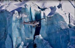 Island og Alaska set fra en Super Cub
