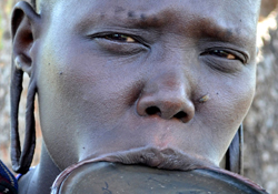 Andualems ETIOPIEN - stammefolk og historie