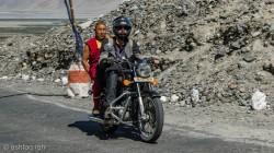 Livet langs Indiens landeveje