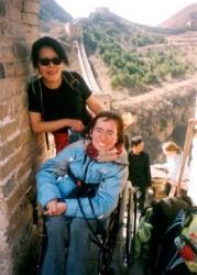 Jorden rundt i kørestol