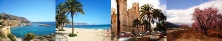 Livsstilsrejser i Spanien