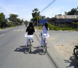 På cykel fra Angkor Wat til Saigon